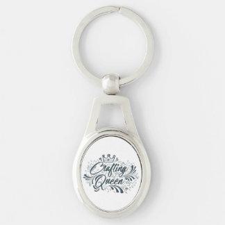 Crafting Queen - Keychain