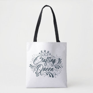 Crafting Queen - Tote Bag