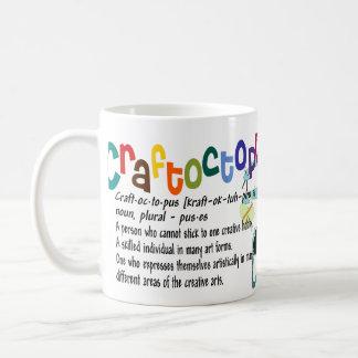 Craftoctopus Crafter's Mug