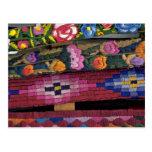 Crafts, Chichicastenango, Guatemala Post Card