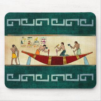 Craftsmanship Egyptian Folk Art Mouse Pad