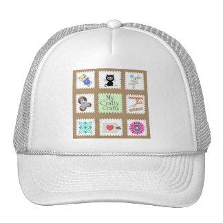 Crafty Crafts Cap