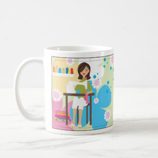 Crafty Girl Mug