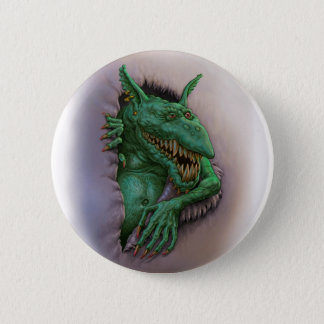 Crafty Goblin 6 Cm Round Badge