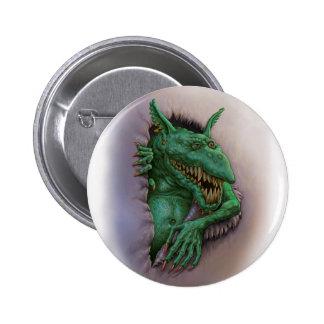 Crafty Goblin 6 Cm Round Badge