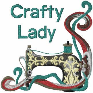 Crafty Lady Sewing