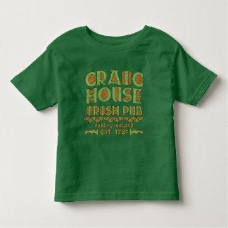 CRAIC HOUSE IRISH PUB Dublin Est 1701 Toddler T-Shirt