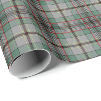Craig Clan Tartan Wrapping Paper