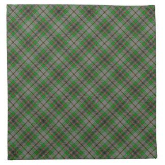 Craig Scottish Clan Tartan Napkins