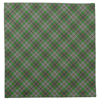 Craig Scottish Clan Tartan Napkins