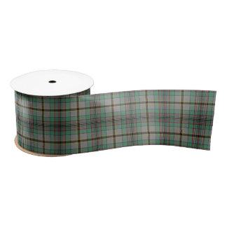 Craig Scottish Tartan Pattern Satin Ribbon