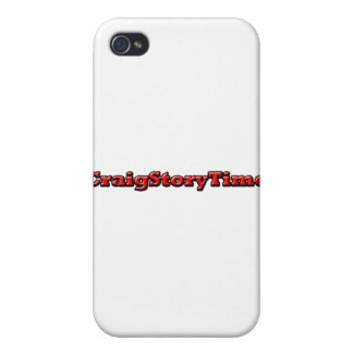 CraigStoryTime iPhone 4/4S Cover