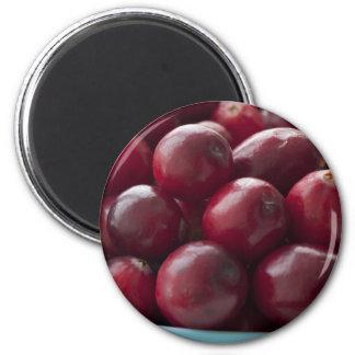 Cranberries 6 Cm Round Magnet
