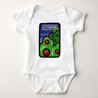 Cranberries Baby Bodysuit