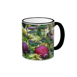 Cranberries Ringer Mug