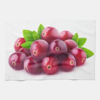 Cranberries Tea Towel