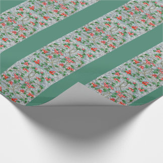 Cranberries Wrapping Paper