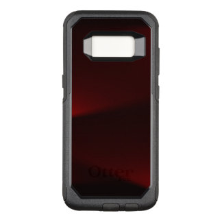 Cranberry & Black Lights OtterBox Commuter Samsung Galaxy S8 Case