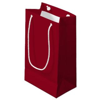 Cranberry Gift Bag Small Gift Bag