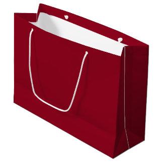 Cranberry Large Gift Bag