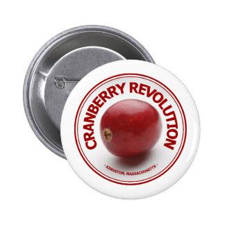 Cranberry Revolution 6 Cm Round Badge
