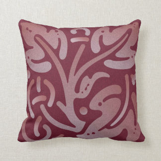 Cranberry Throw Pillow Throw Cushions