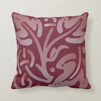 Cranberry Throw Pillow Throw Cushions