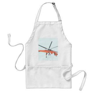 crane aprons