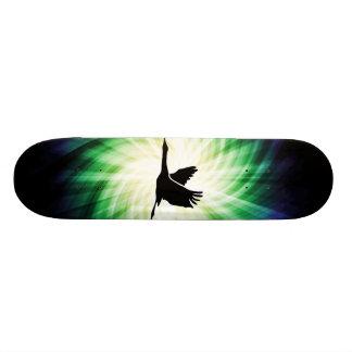 Crane; Bird Flying; Cool Skate Decks