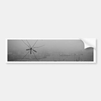 Crane Fly Bumper Stickers