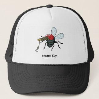 Crane Fly Trucker Hat