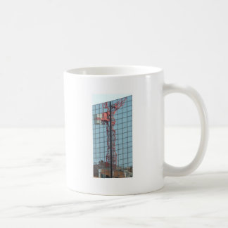 Crane hire coffee mug