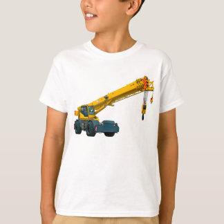 Crane Images for kids t-shirt