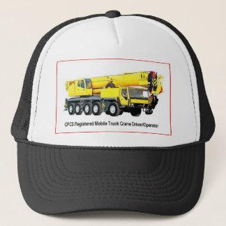 Crane Operator Hat