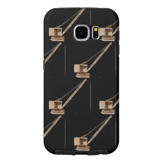 Crane Operator Northwest Crane Early Construction Samsung Galaxy S6 Cases