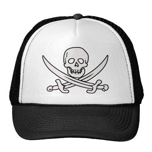 Craneo anime trucker hat
