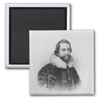 Cranfield from 'Lodge's British Portraits' Square Magnet