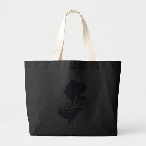 Cranford New Jersey NJ Shirt Bag