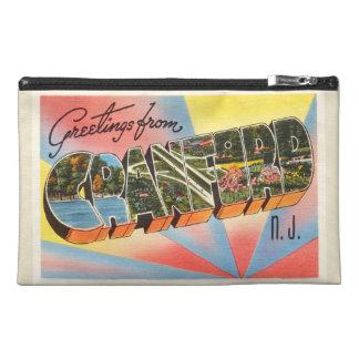 Cranford New Jersey NJ Vintage Travel Postcard- Travel Accessories Bags