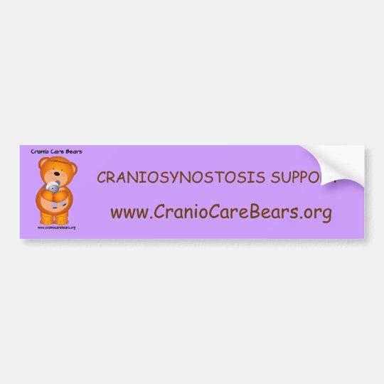Cranio Care Bears - Bumpersticker Bumper Sticker