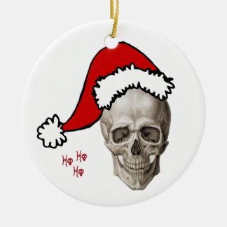 Cranium Christmas (2010) Round Ceramic Decoration