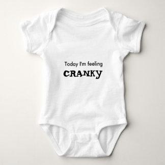 Cranky Baby T Baby Bodysuit