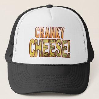 Cranky Blue Cheese Trucker Hat