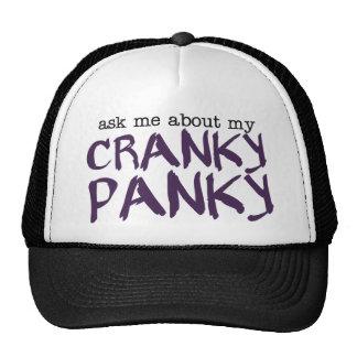 Cranky Panky Hat
