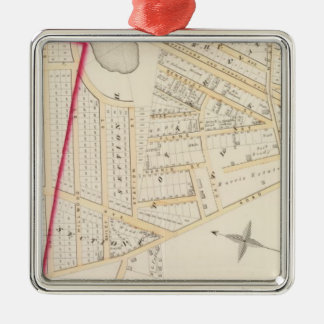 Cranston  Johnston Rhode Island Christmas Ornament