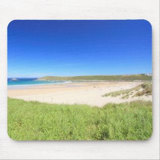 Crantock Bay Mouse Pad