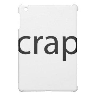 Crap iPad Mini Cases