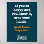 Crap Your Hands