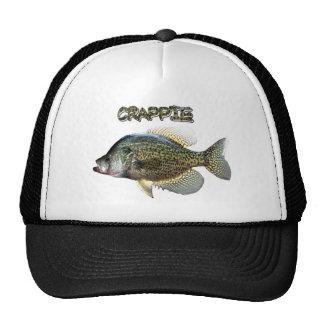Crappie Mesh Hats