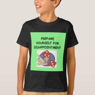 craps tshirt
